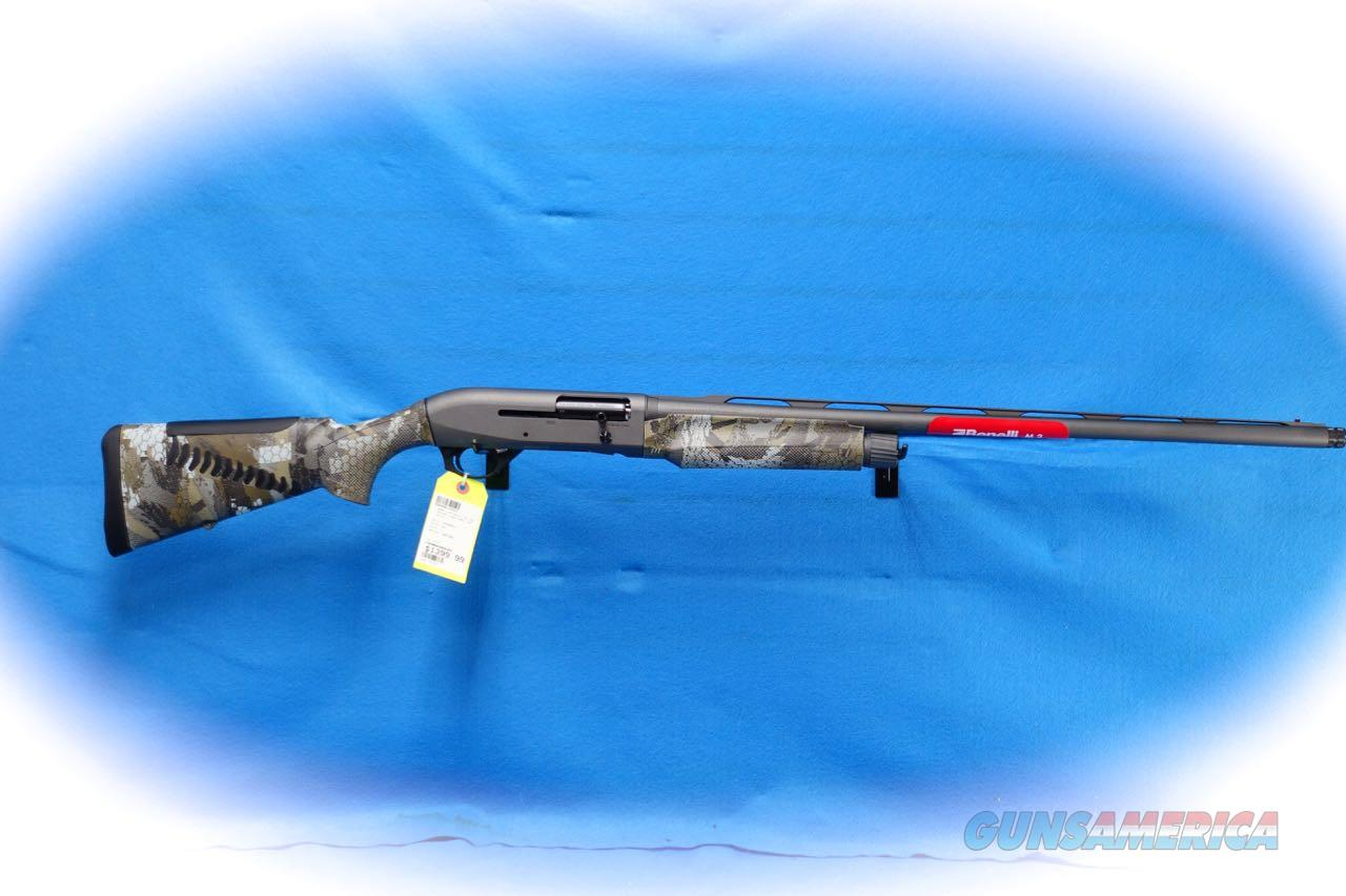 Benelli M2 Field 12-ga Gore Optifade Timber / Tungsten Shotgun SKU 11231 **New**  Guns > Shotguns > Benelli Shotguns > Sporting
