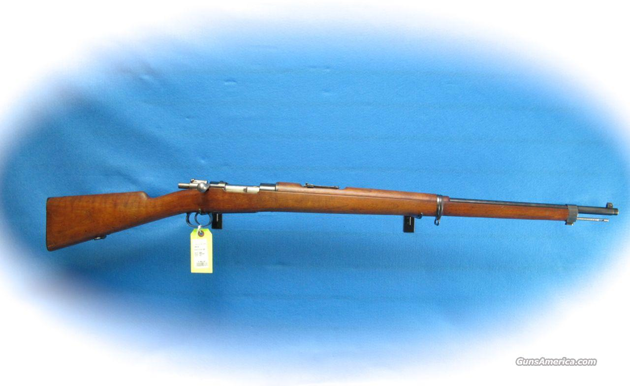 Mauser Chileno 1895 7x57mm Cal Bolt Rifle **Used**  Guns > Rifles > Military Misc. Rifles Non-US > Other