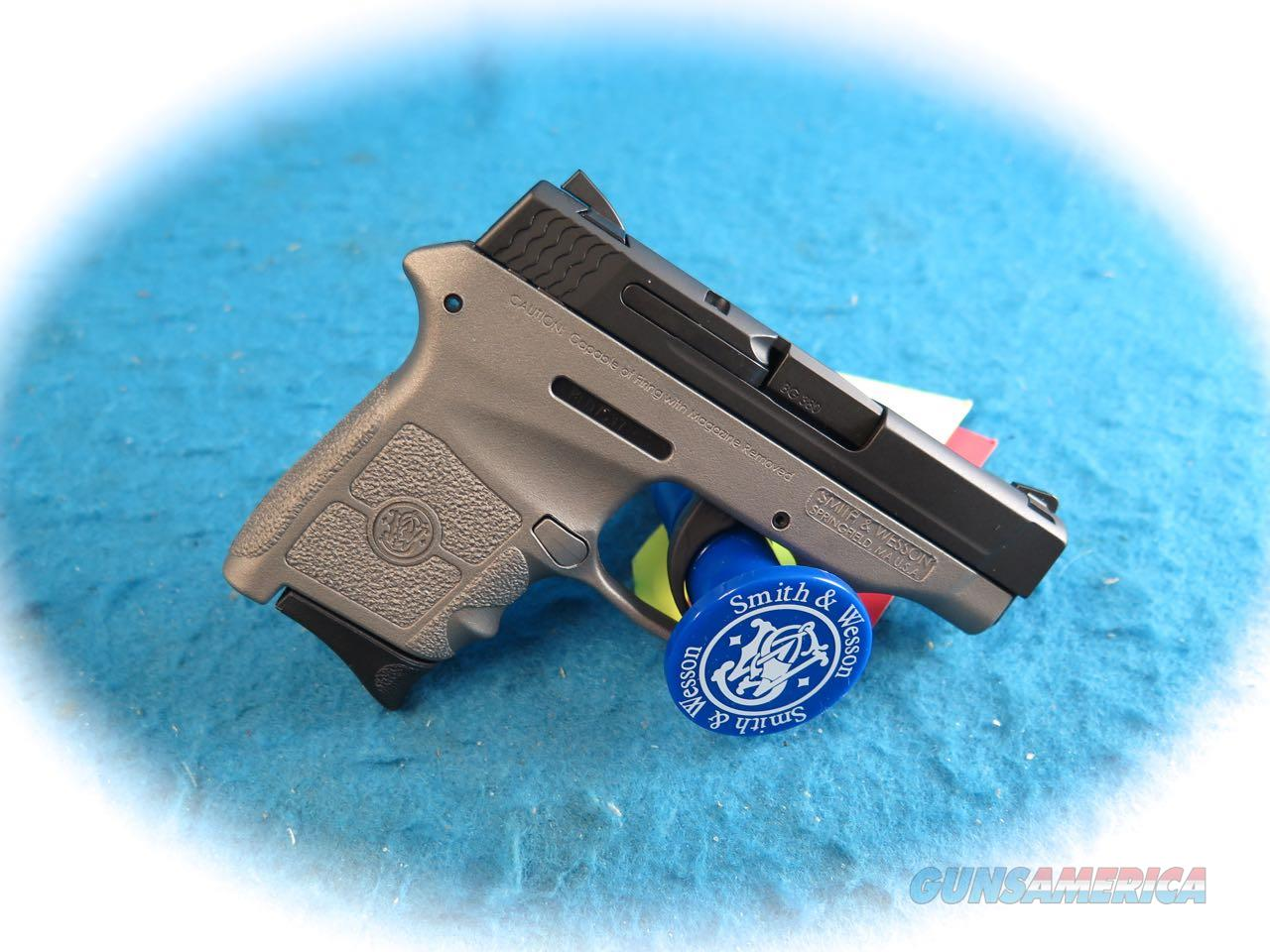 SMITH & WESSON M&P BODYGUARD STAINLESS H152 CERAKOTE SKU 12397  **New**   Guns > Pistols > Smith & Wesson Pistols - Autos > Polymer Frame