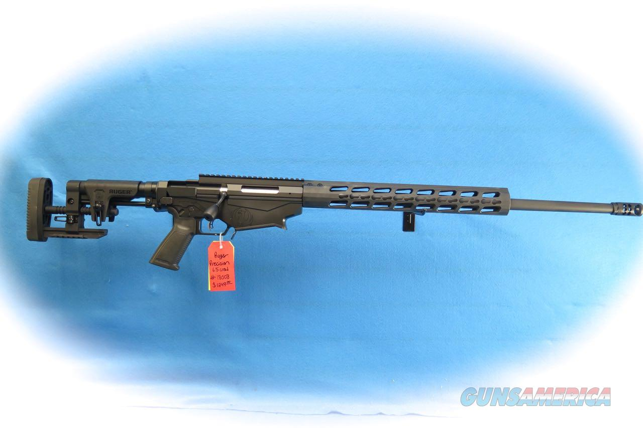 Ruger Precision Rifle Model 18008 6.5 Creedmoor Cal **New** On Sale  Guns > Rifles > Ruger Rifles > Precision Rifle Series