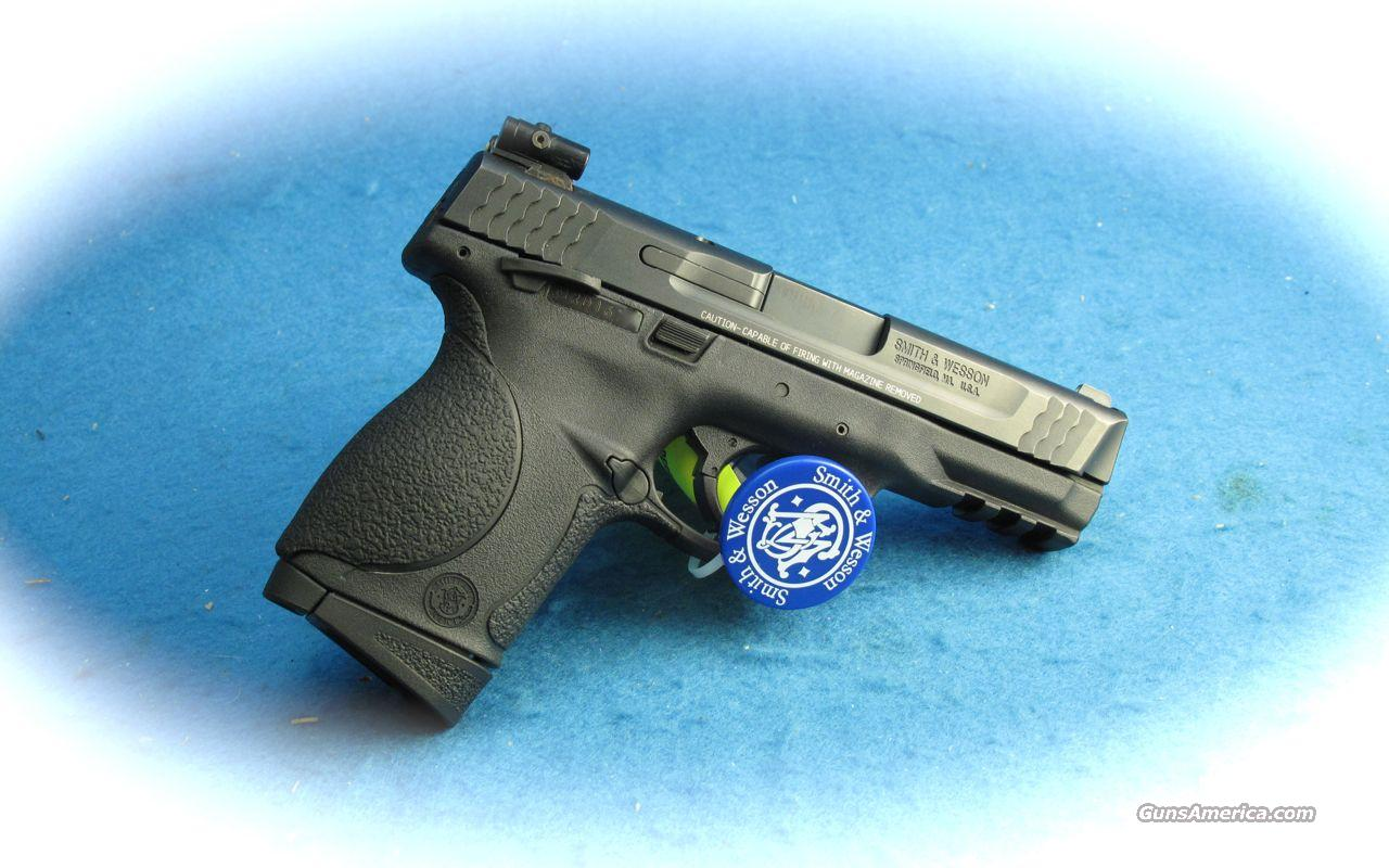 Smith Wesson M&P45 Compact Pistol 45 ACP wi/ Laser Sights **USED**  Guns > Pistols > Smith & Wesson Pistols - Autos > Polymer Frame