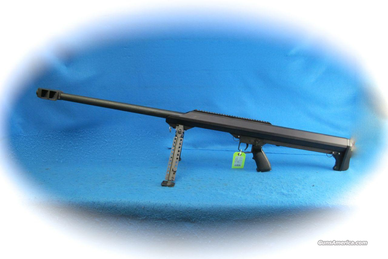 Barrett Model 99 Bolt Action .50 BMG Cal Rifle **Used** PRICED TO SELL!!  Guns > Rifles > Barrett Rifles