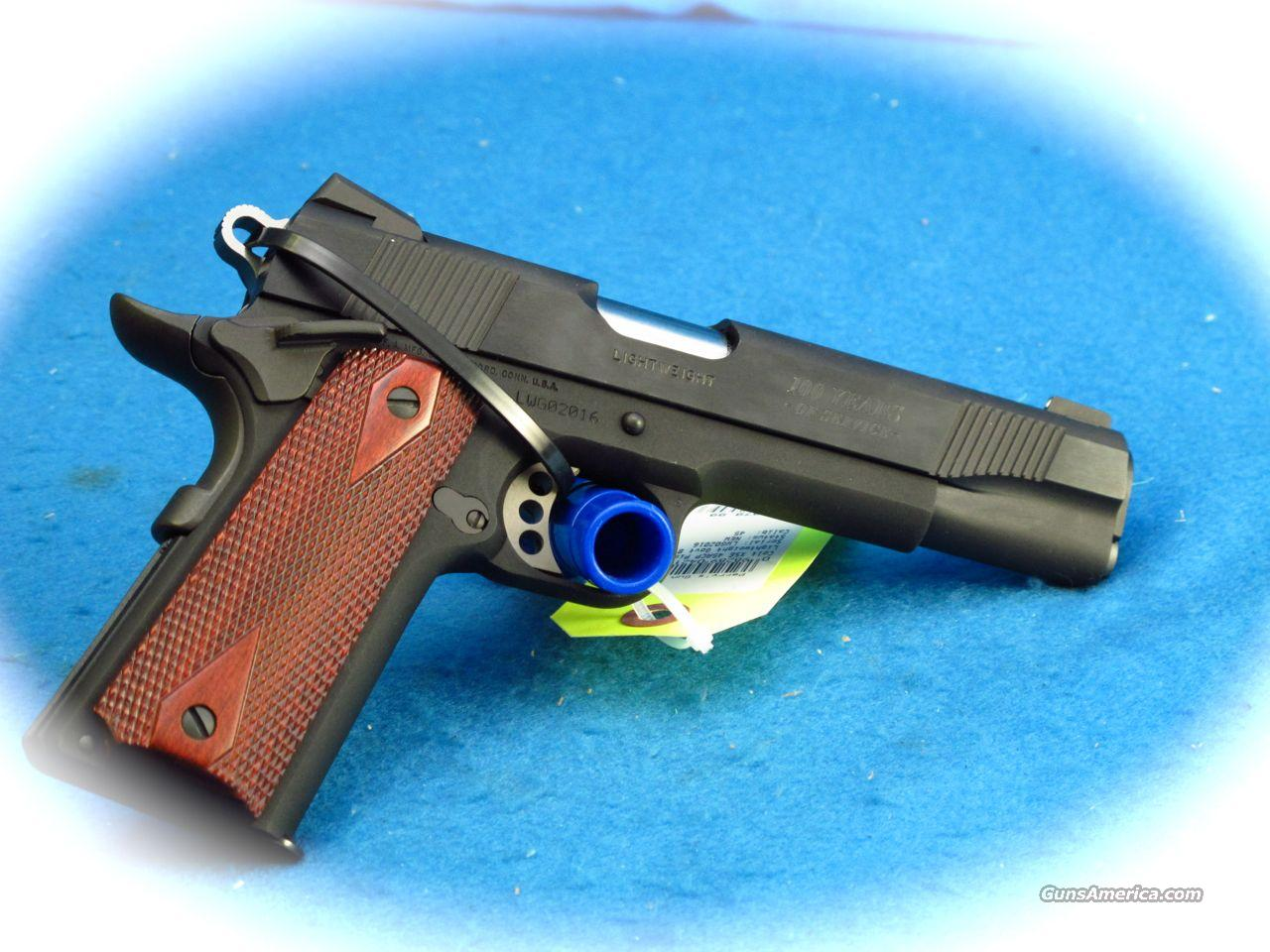 Colt XSE Lightweight Government Model 1911 .45ACP Pistol **New**  Guns > Pistols > Colt Automatic Pistols (1911 & Var)