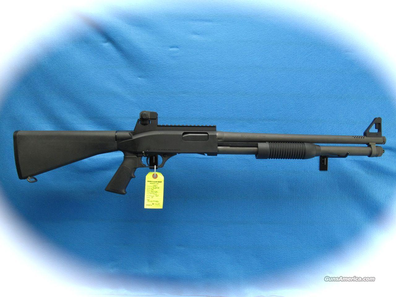 FN Tactical Police Shotgun 12 Ga. Pump **LIKE NEW**  Guns > Shotguns > FNH - Fabrique Nationale (FN) Shotguns > Pump