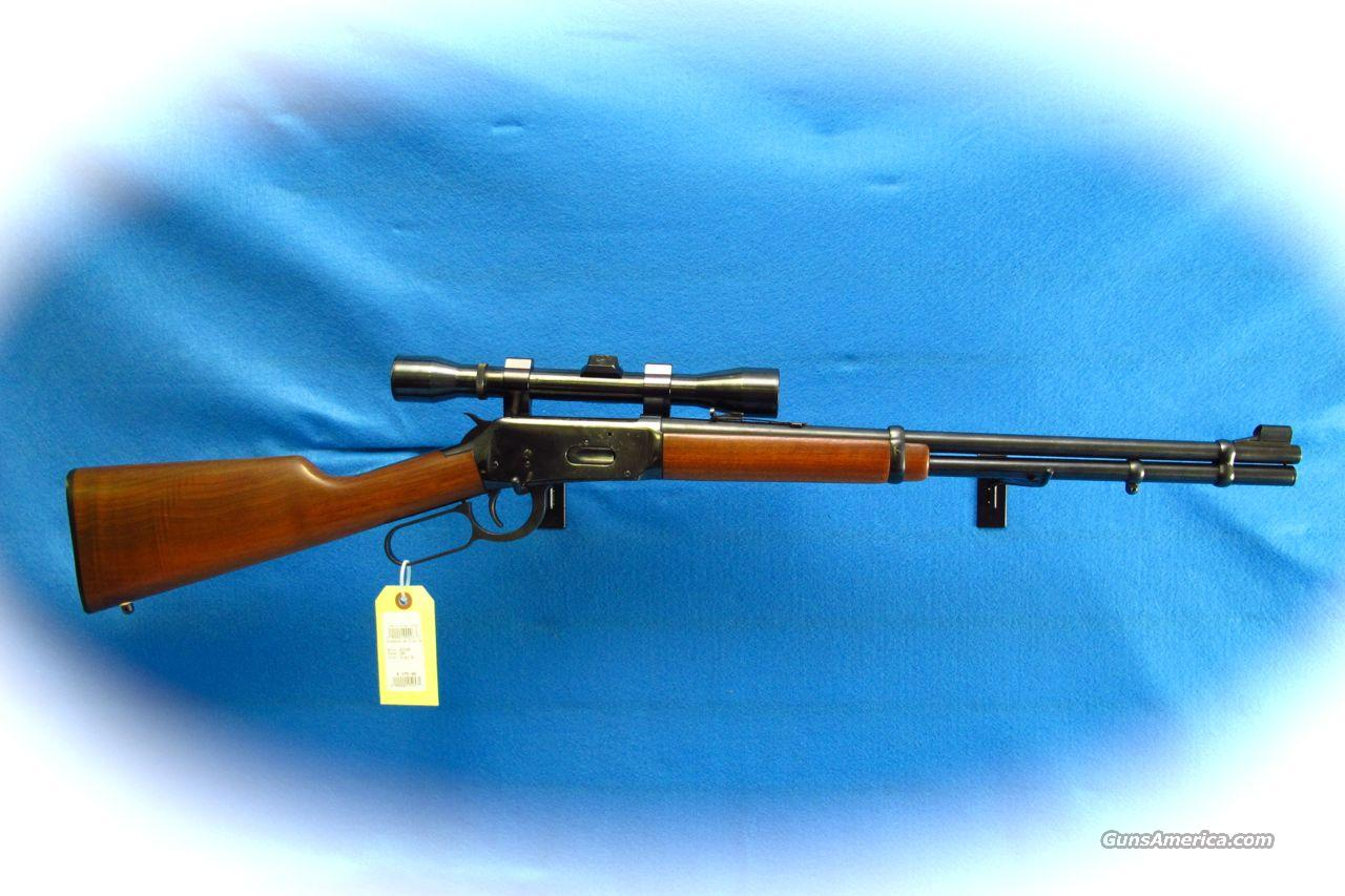 Winchester Model 94 Lever Rifle 32 Win Splw/Scope **Used**  Guns > Rifles > Winchester Rifles - Modern Lever > Model 94 > Post-64