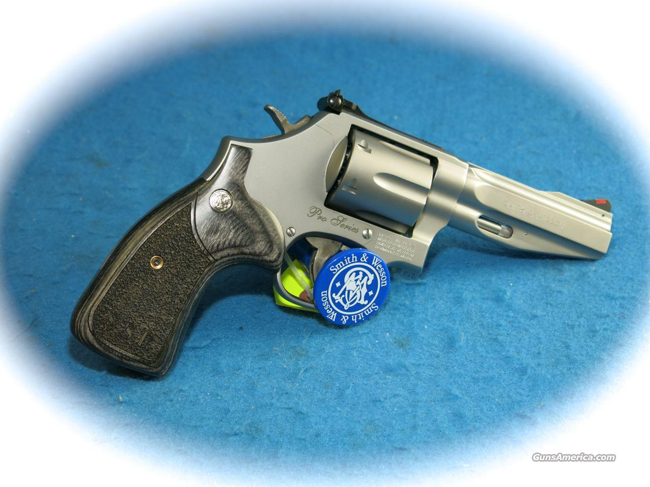 Smith & Wesson 686 SSR Pro Series .357 Mag Revolver **New**  Guns > Pistols > Smith & Wesson Revolvers > Full Frame Revolver