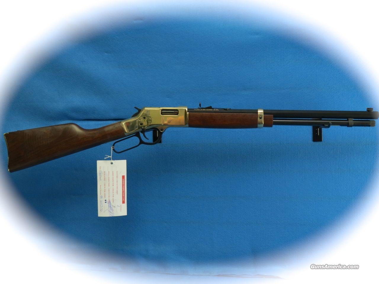 Henry Repeating Arms Co. BigBoy .44 Magnum Lever Action Rifle **New**  Guns > Rifles > Henry Rifle Company