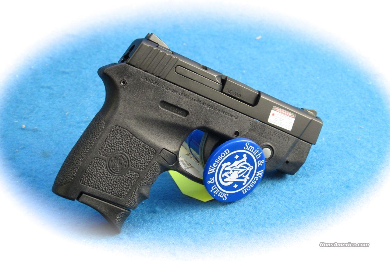 Smith & Wesson BG380 Bodyguard .380 ACP Pistol **New**  Guns > Pistols > Smith & Wesson Pistols - Autos > Polymer Frame