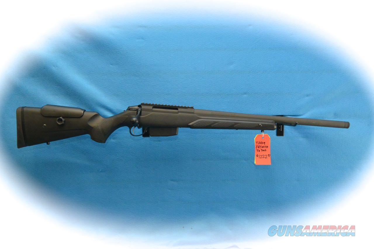Tikka T3 Tactical .308 Win Bolt Action Rifle JRTM116 **New** #ON SALE#  Guns > Rifles > Tikka Rifles > T3