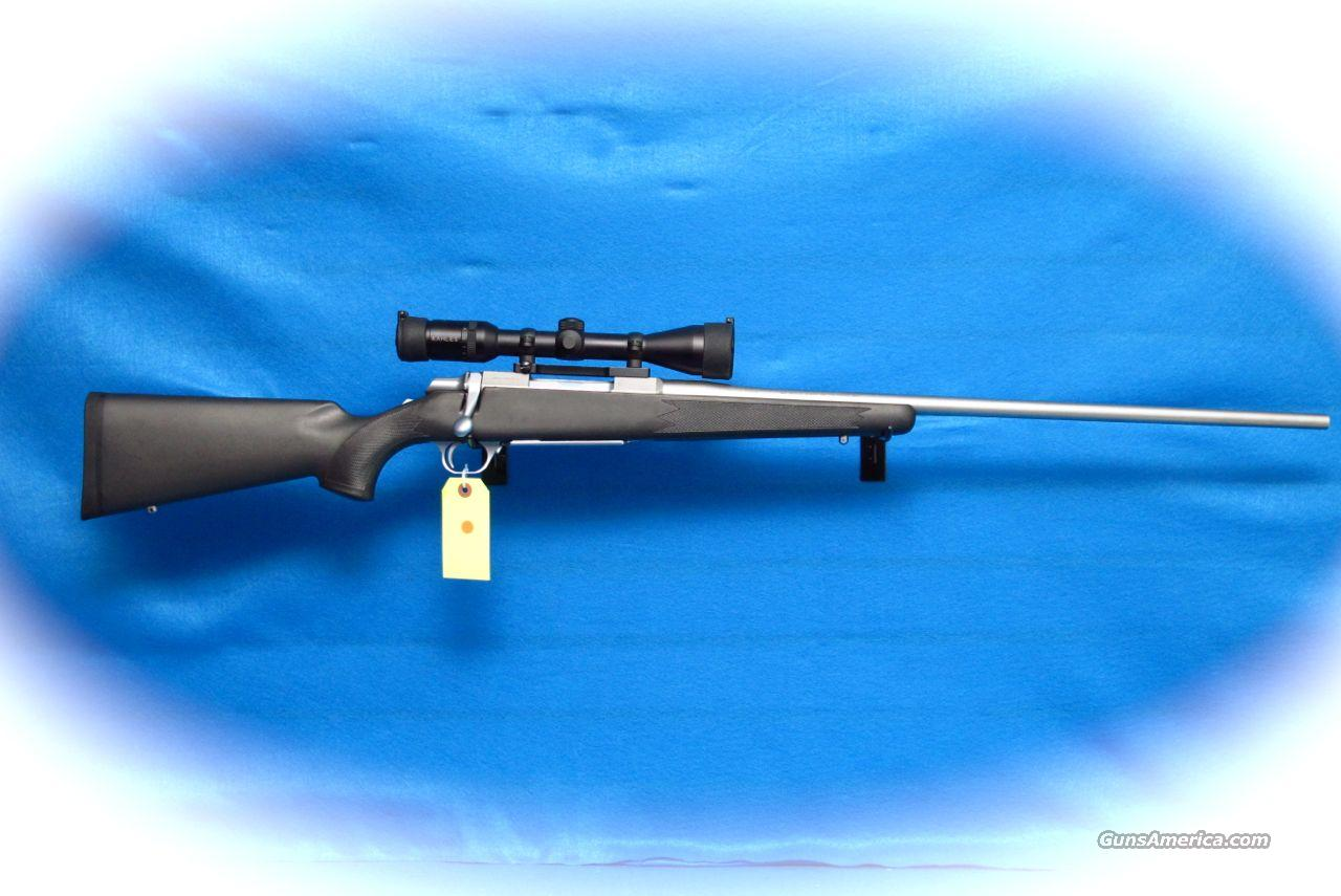 Browning A-Bolt SS Stalker .300 Win Mag Cal w/Kahles Scope **Used**  Guns > Rifles > Browning Rifles > Bolt Action > Hunting > Stainless