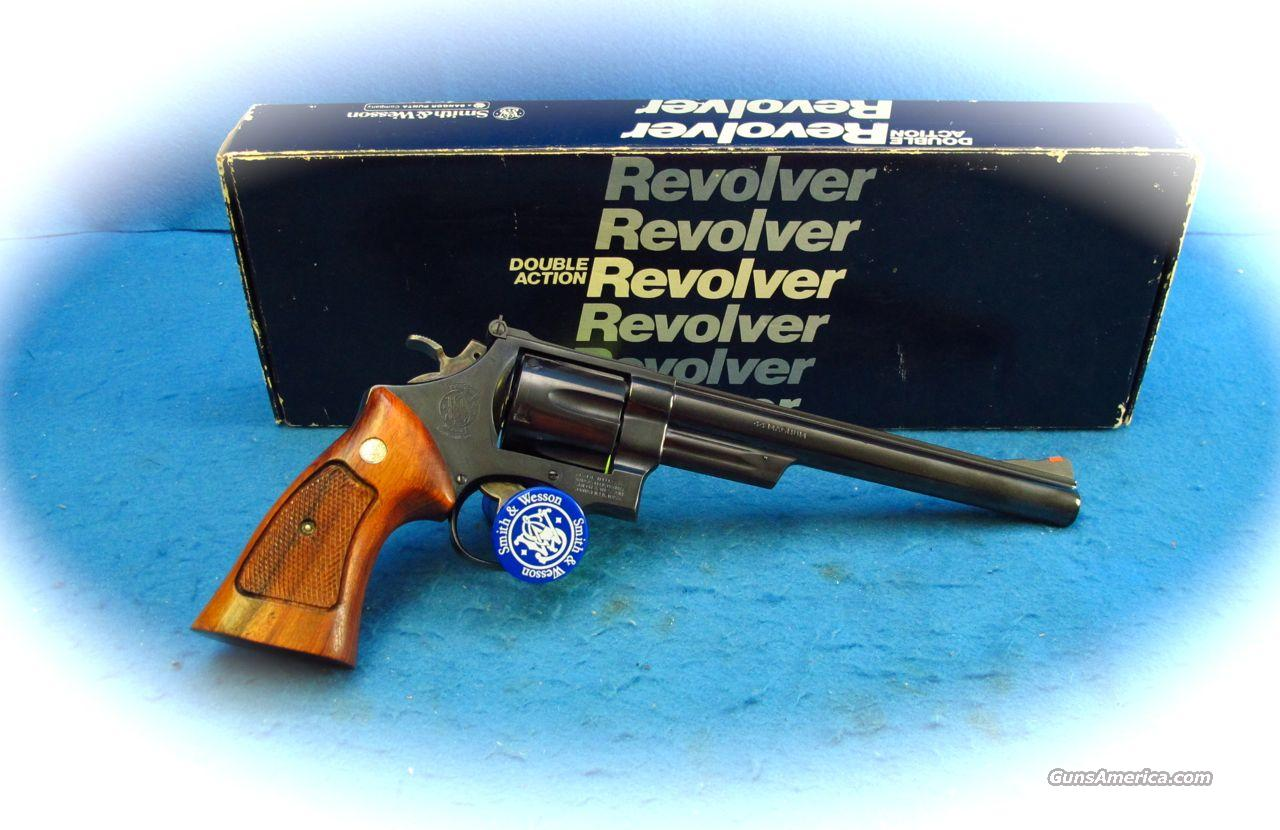 Smith & Wesson Model 29-3 .44 Magnum Revolver **Used**  Guns > Pistols > Smith & Wesson Revolvers > Full Frame Revolver