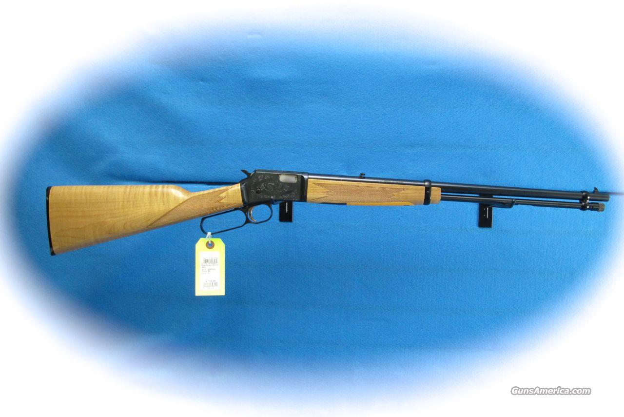 Browning BL-22  Grade II Lever Action .22LR Rifle Maple Stock **New**  Guns > Rifles > Browning Rifles > Lever Action