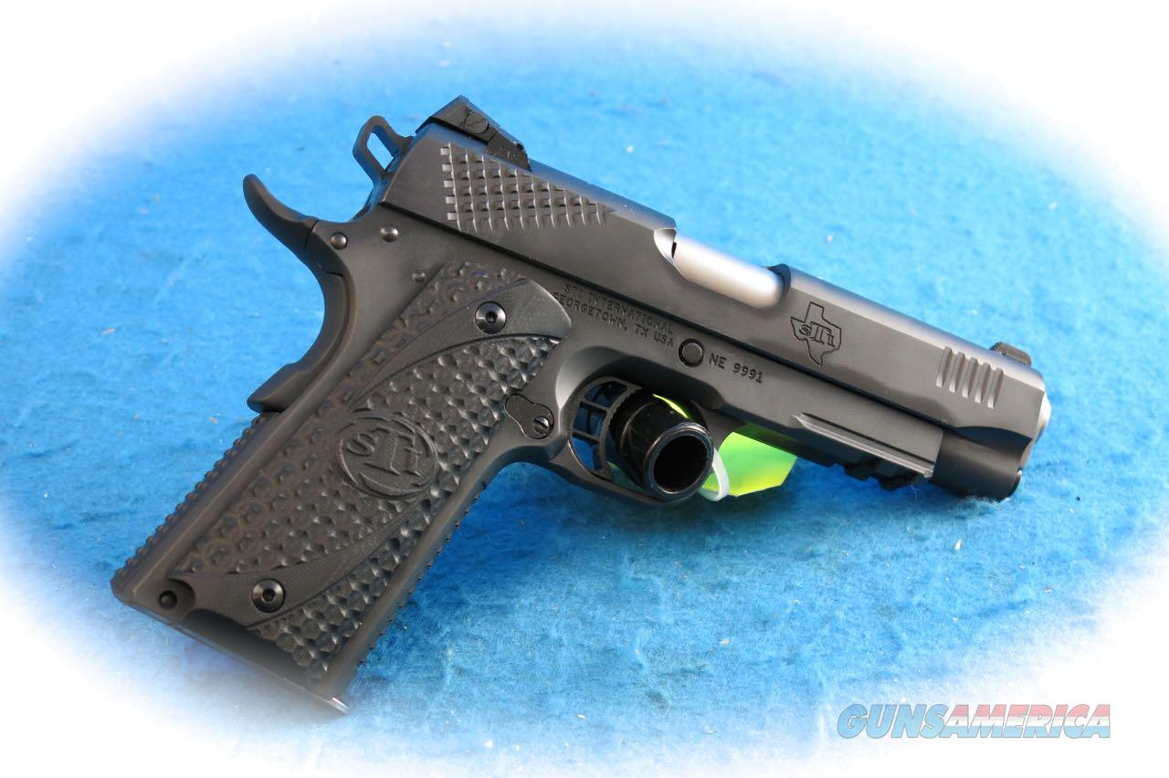 STI Duty One 1911 4.0 9mm Semi Auto Pistol **New**  Guns > Pistols > STI Pistols