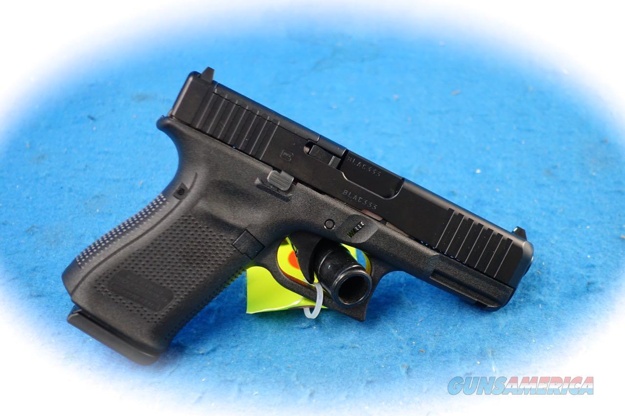 Glock Model 19 MOS GEN5 9mm Pistol  Guns > Pistols > Glock Pistols > 19/19X