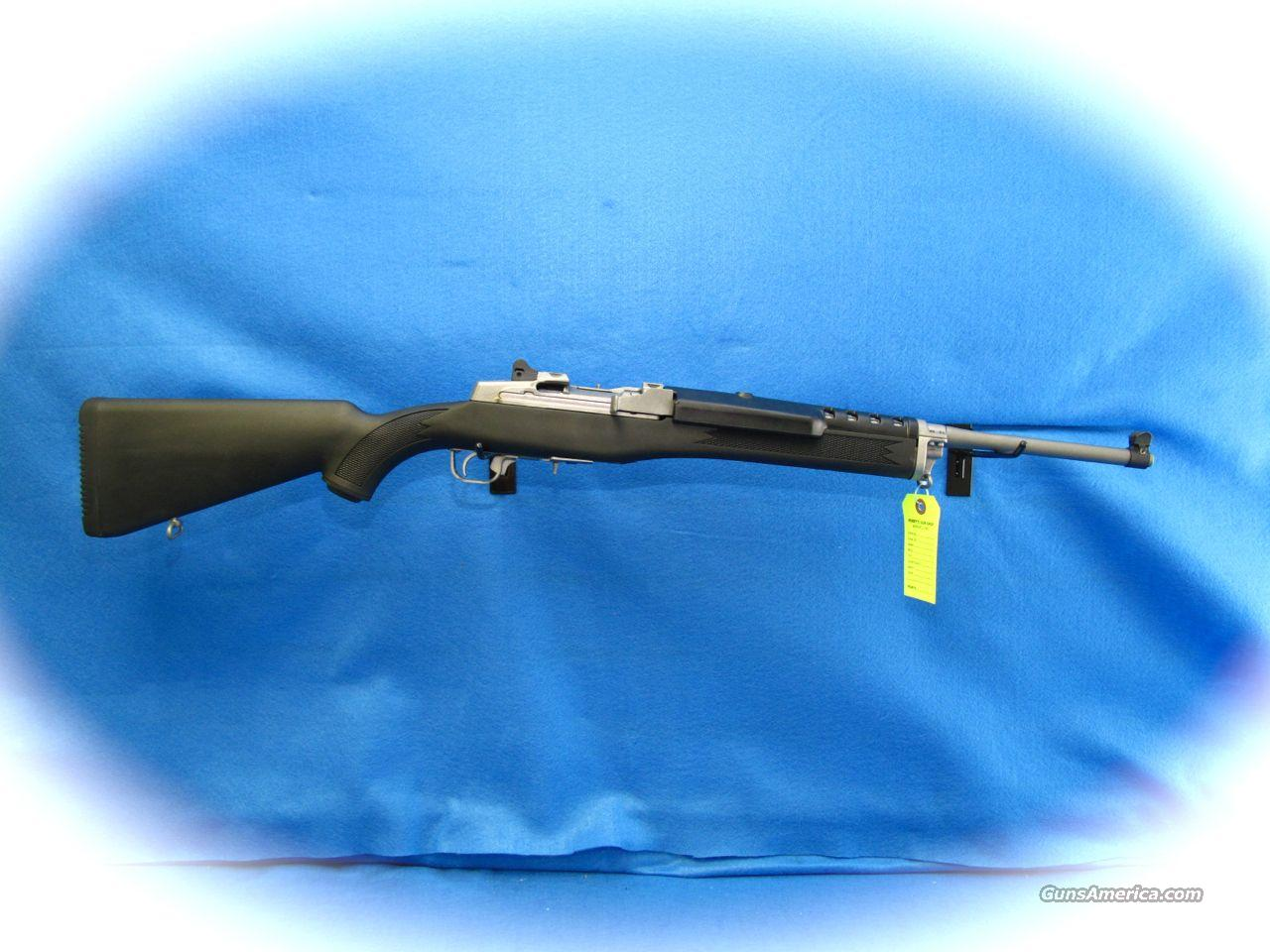 Ruger Mini 14 SS Ranch Model (NEW Style) **USED**  Guns > Rifles > Ruger Rifles > Mini-14 Type