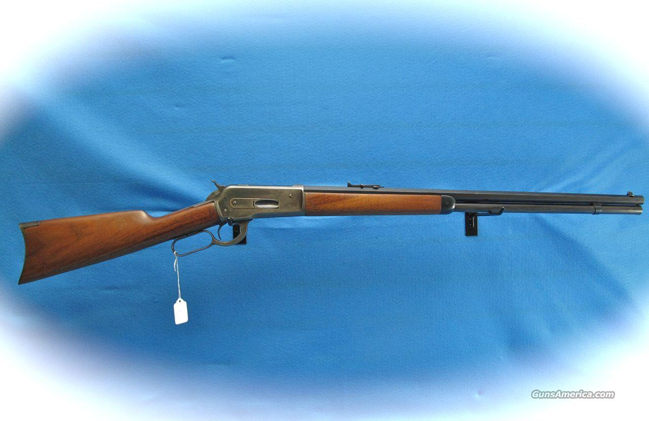 "Winchester Model 1886 Lever Action Rifle 45-70 ""VERY NICE""  Guns > Rifles > Winchester Rifles - Pre-1899 Lever"