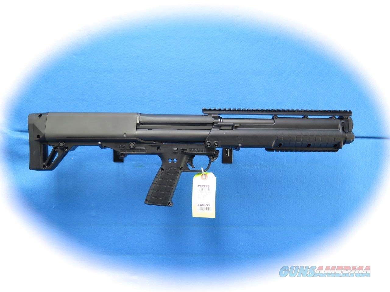 Kel-Tec KSG 12 Ga. Pump Shotgun Model KTKSGBLK **New**  Guns > Shotguns > Kel-Tec Shotguns > KSG