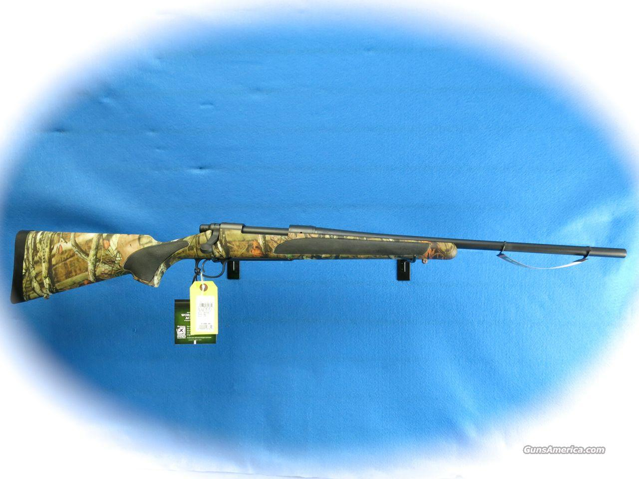 Remington Model 700 SPS Camo .270 Win Bolt Action Rifle **New**  Guns > Rifles > Remington Rifles - Modern > Model 700 > Sporting