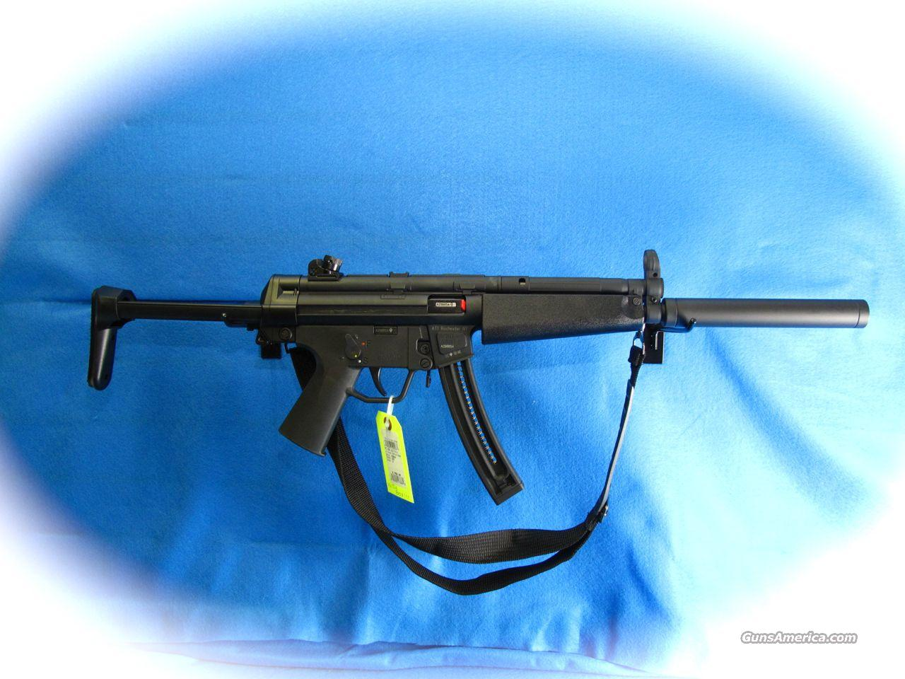 GSG-5 MP5 Rifle with Retractable Stock & EXTRAS **USED**  Guns > Rifles > G Misc Rifles