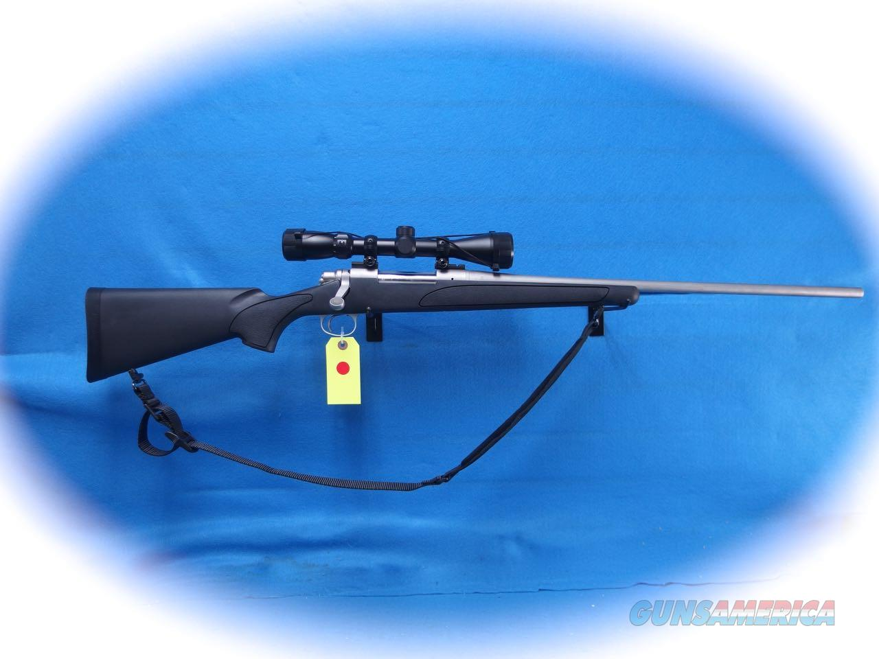 Remington Model 700 SS All Weather .270 Win Bolt Action Rifle w/Scope **Used**  Guns > Rifles > Remington Rifles - Modern > Model 700 > Sporting