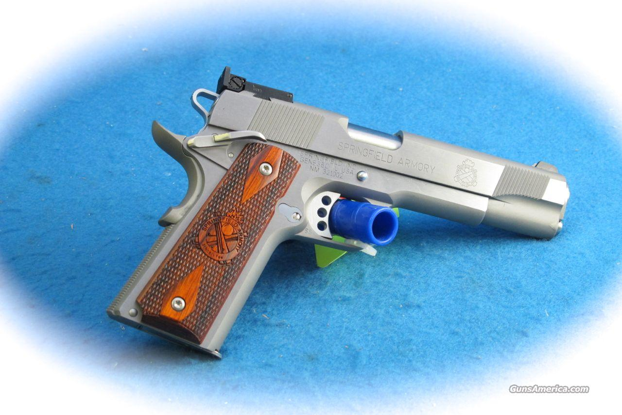 Springfield Armory 1911 Loaded Target .45 ACP SS **New**  Guns > Pistols > Springfield Armory Pistols > 1911 Type