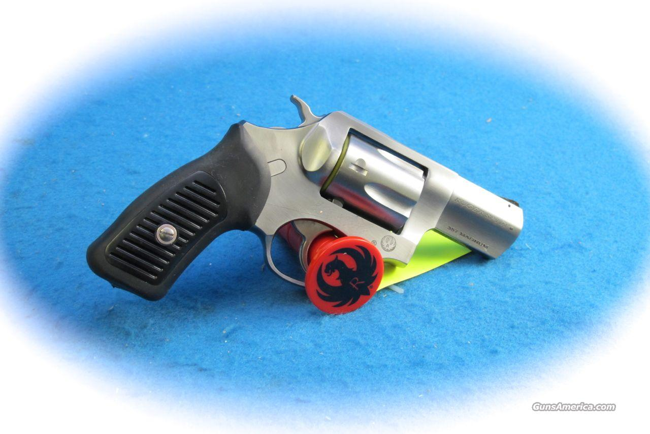Ruger SP101 SS .357 Mag DA Revolver 2.25 BBL **New**  Guns > Pistols > Ruger Double Action Revolver > SP101 Type
