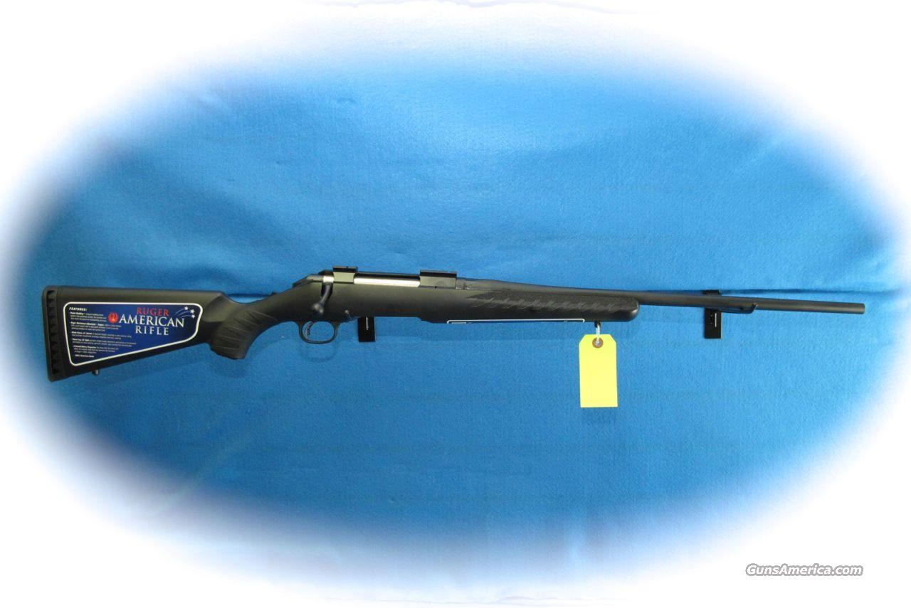 Ruger American Bolt Action .30-06 Rifle **New**  Guns > Rifles > Ruger Rifles > American