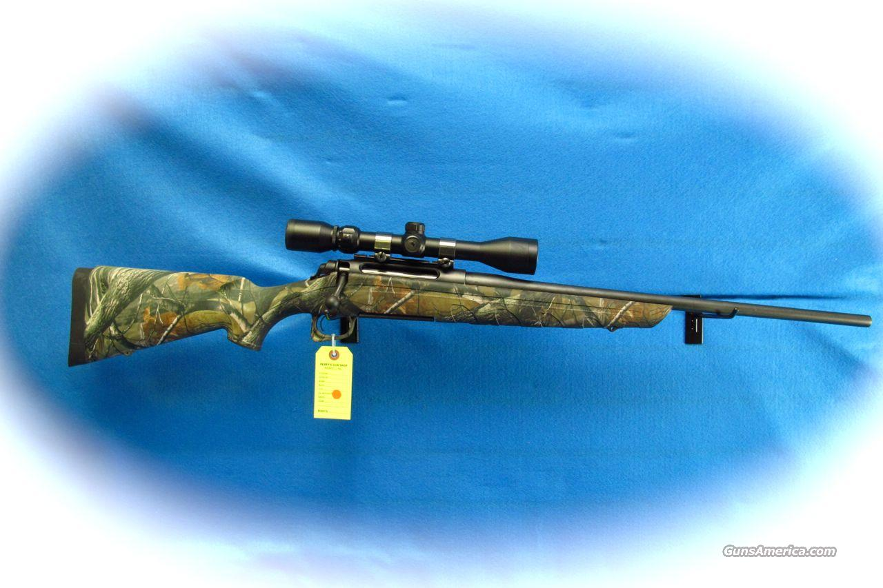 Remington Model 770 Bolt Action Rifle 30-06 Cal Camo W/Scope **Used**  Guns > Rifles > Remington Rifles - Modern > Bolt Action Non-Model 700 > Sporting