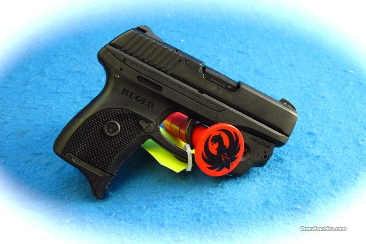 Ruger LC-9 9mm Pistol w/ LM Laser **New**  Guns > Pistols > Ruger Semi-Auto Pistols > LCP