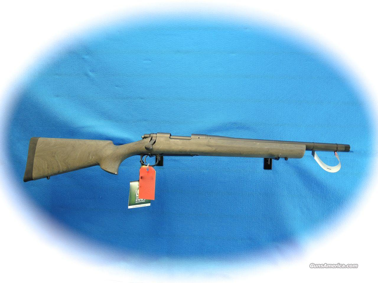 Remington Model 700 SPS Tactical .308 Win Rifle **New**  Guns > Rifles > Remington Rifles - Modern > Model 700 > Tactical
