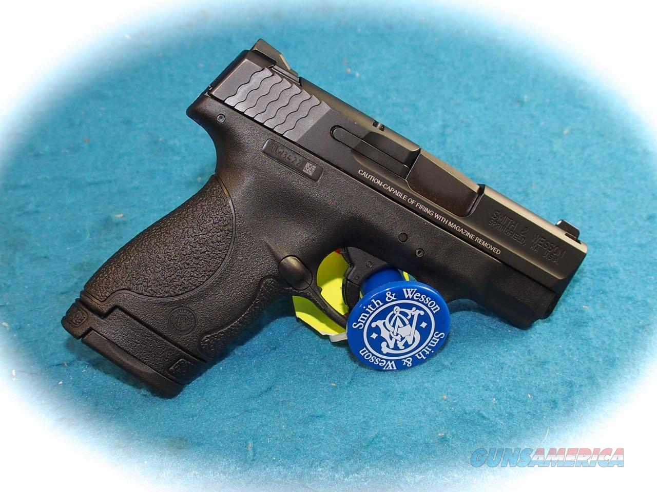 Smith & Wesson Shield 9mm W/Thumb Safety Model 180021 **New**  Guns > Pistols > Smith & Wesson Pistols - Autos > Shield