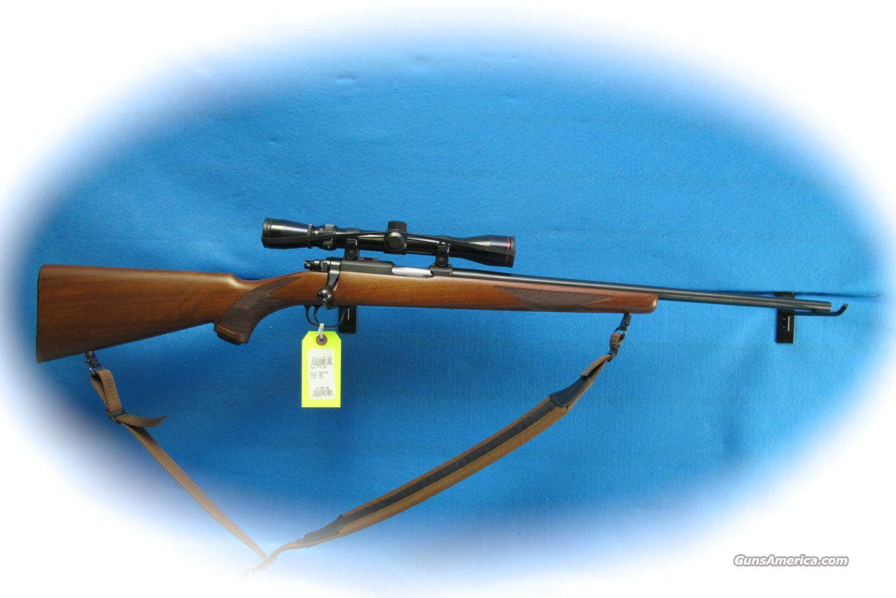 Ruger Model 77/22 Bolt Action .22LR Rifle w/Scope **Used**  Guns > Rifles > Ruger Rifles > Model 77