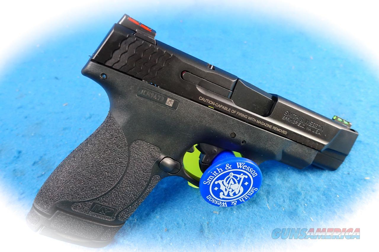 Smith & Wesson Performance Ctr Shield .40 S&W Cal **New**  Guns > Pistols > Smith & Wesson Pistols - Autos > Shield
