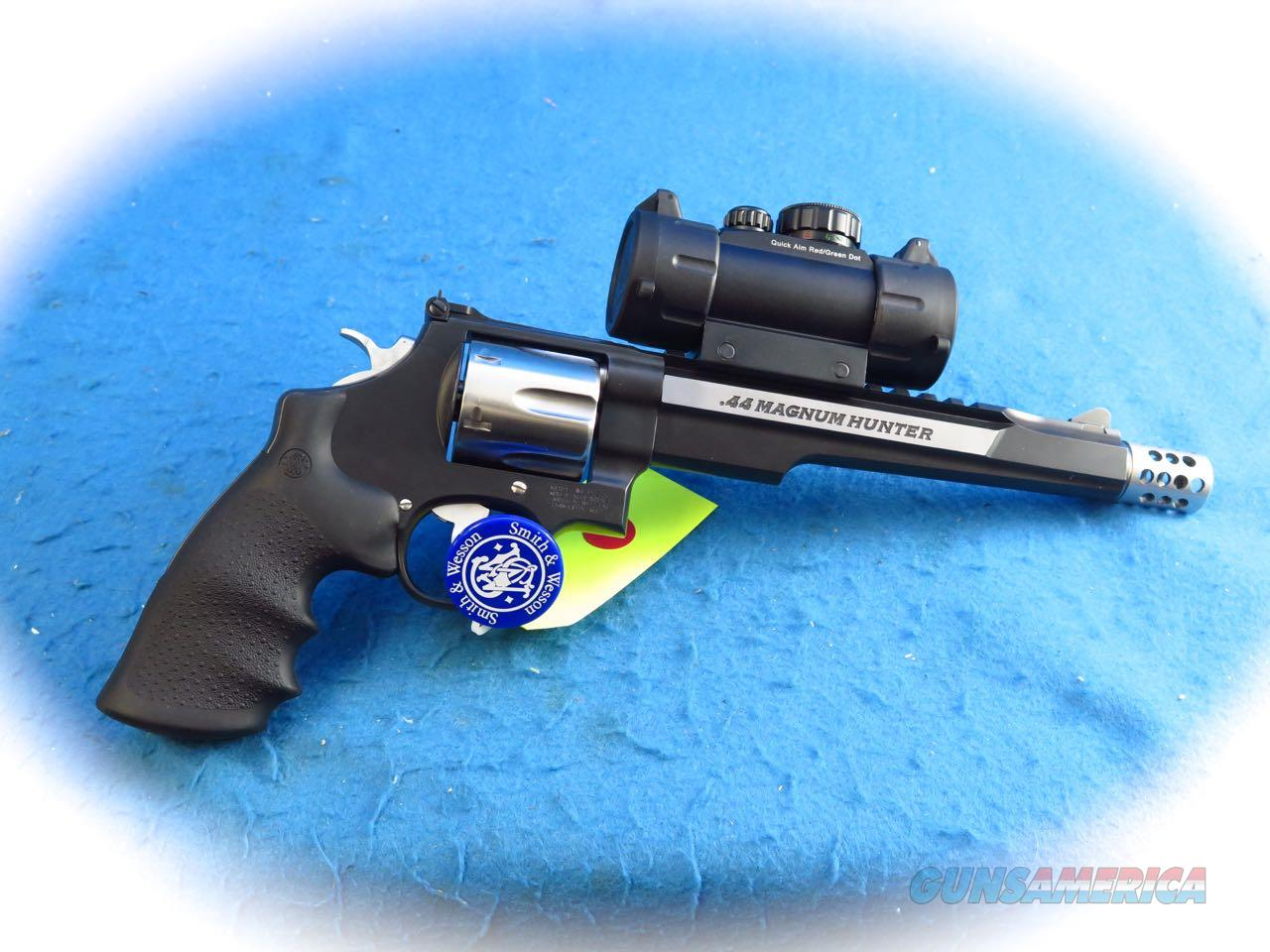 Smith & Wesson Performance Center Model 629 .44 Magnum Hunter SKU 170318 **New**  Guns > Pistols > Smith & Wesson Revolvers > Performance Center