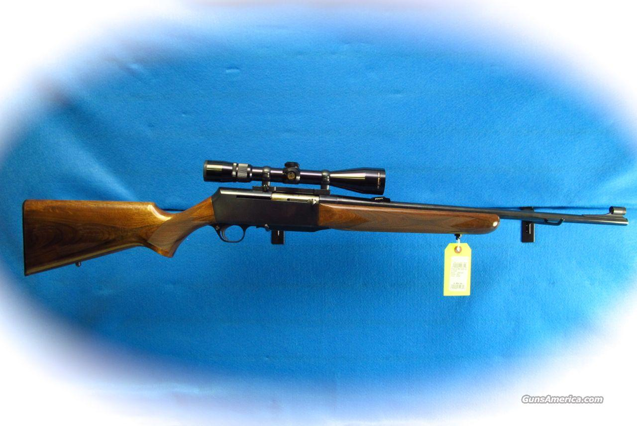 Browning BAR Semi Auto Rifle .30-06 Cal W/Nikon Scope **Used**  Guns > Rifles > Browning Rifles > Semi Auto > Hunting