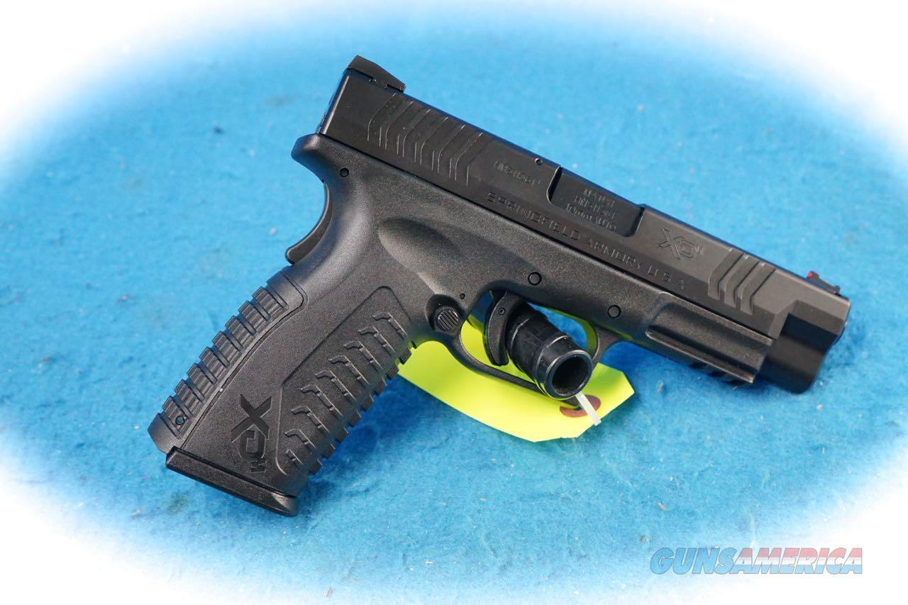 "Springfield Armory XD(M) 4.5"" 10MM Semi Auto Pistol **New**  Guns > Pistols > Springfield Armory Pistols > XD-M"
