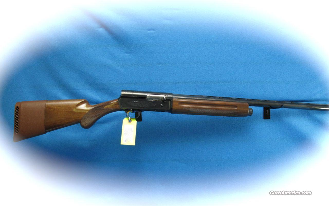 "Browning A-5 Light 12 Shotgun ""Made in Japan"" **USED**  Guns > Shotguns > Browning Shotguns > Autoloaders > Hunting"