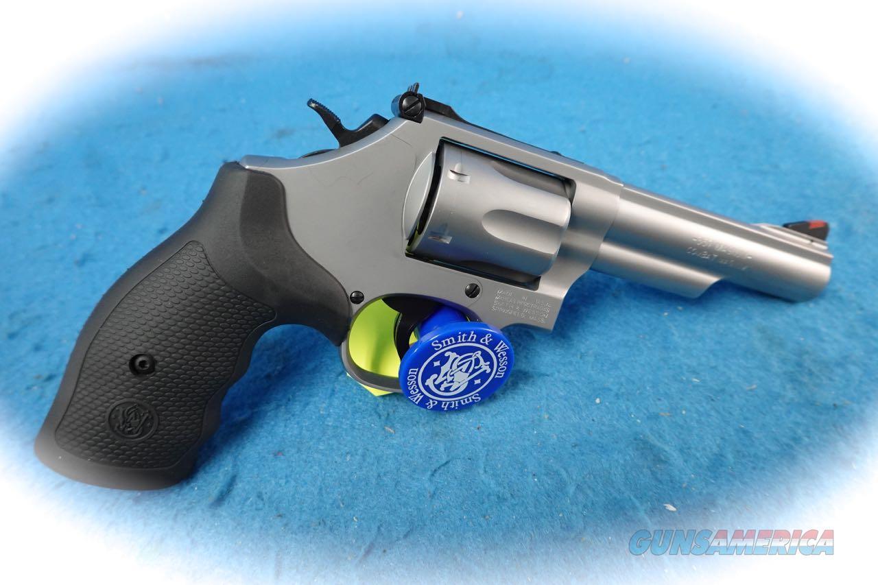 Smith & Wesson Model 66-8 .357 Mag SS Revolver **New**  Guns > Pistols > Smith & Wesson Revolvers > Med. Frame ( K/L )