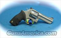 Taurus Model 608 357 Magnum SS Revolver 4 Inch Ported **USED**  Guns > Pistols > Taurus Pistols/Revolvers > Revolvers