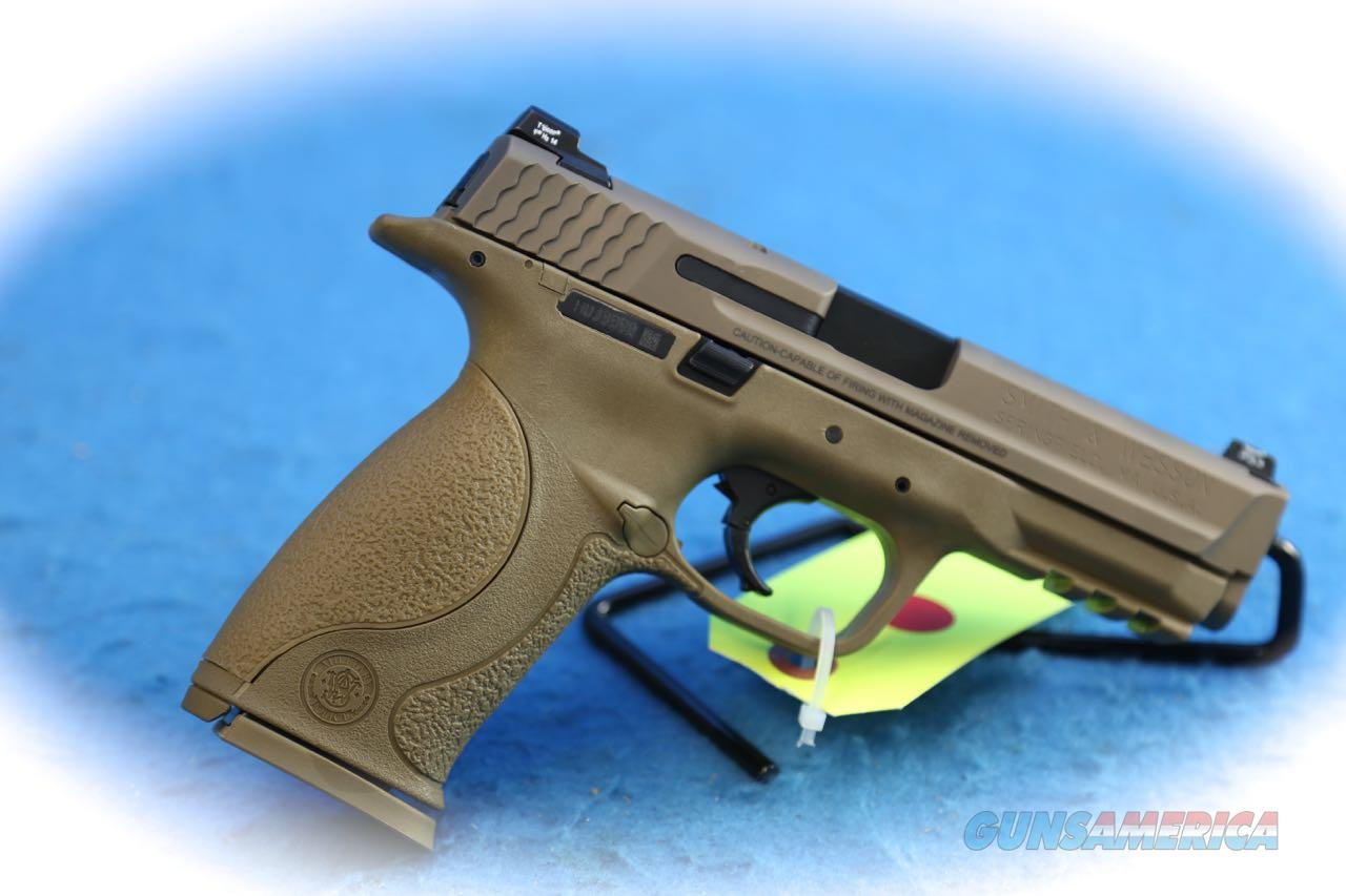 Smith & Wesson M&P9  VTAC Pistol 9mm **New**  Guns > Pistols > Smith & Wesson Pistols - Autos > Polymer Frame