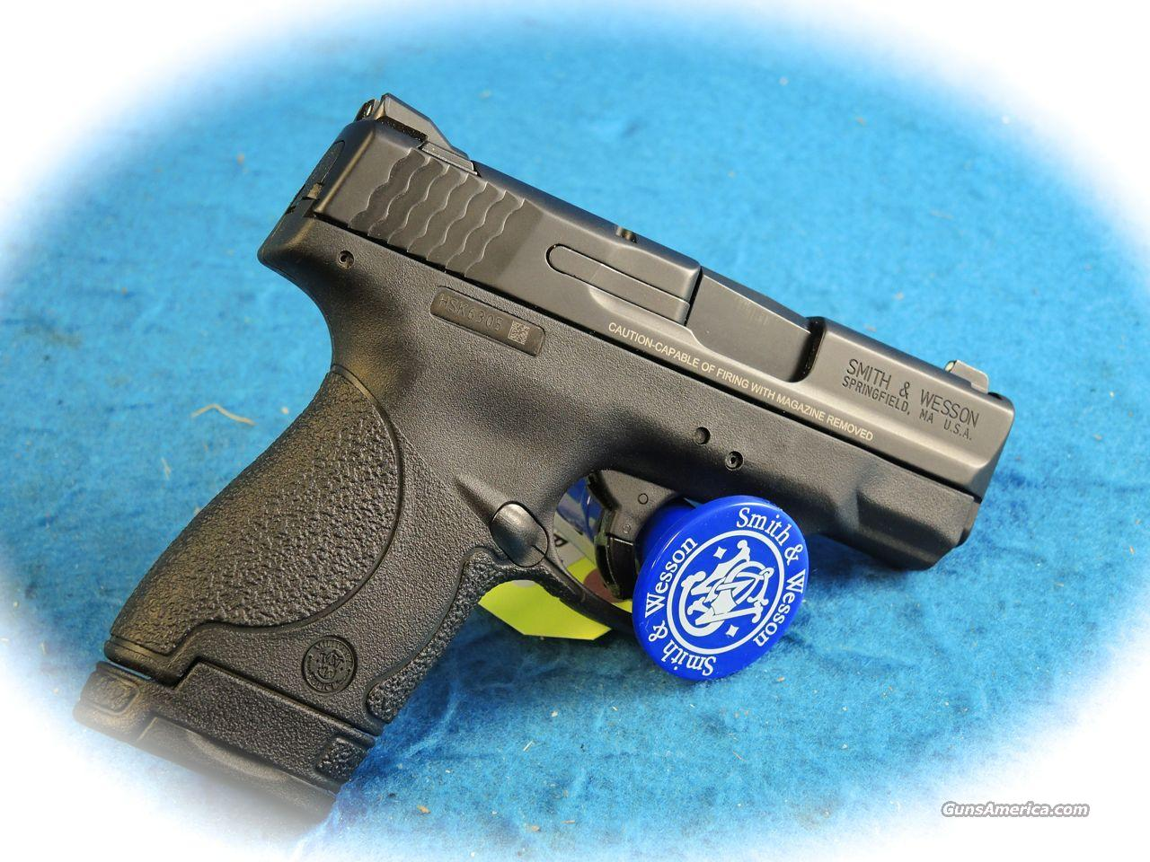Smith & Wesson 9mm Shield **Like New**  Guns > Pistols > Smith & Wesson Pistols - Autos > Polymer Frame