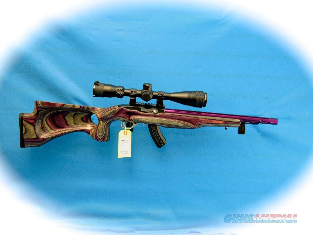 Tactical Solutions Ruger 10/22 Semi Auto Rifle w/Scope **Used**  Guns > Rifles > Tactical Rifles Misc.
