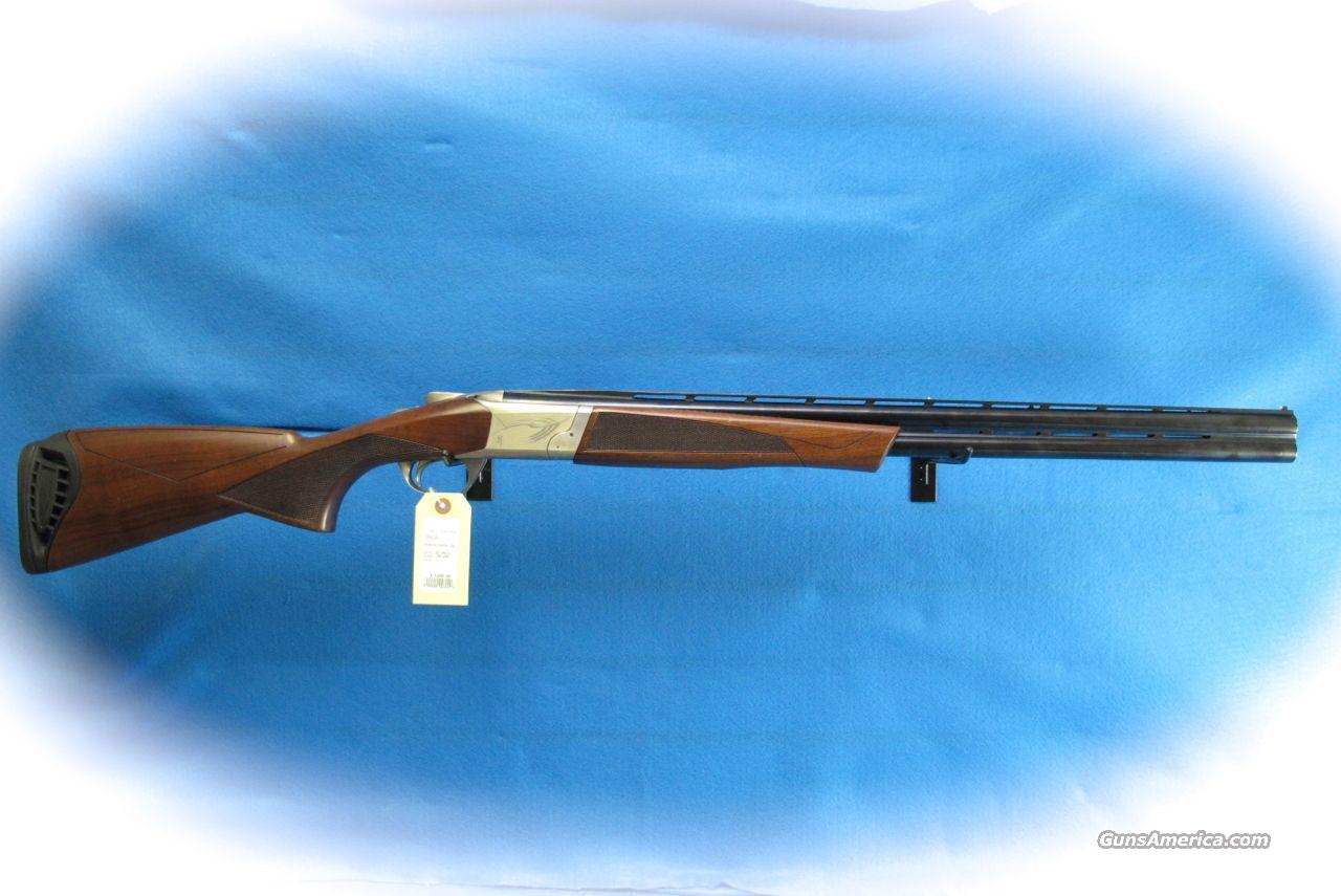Browning Cynergy 12 Ga. O/U Shotgun **Used**  Guns > Shotguns > Browning Shotguns > Over Unders > Cynergy > Hunting