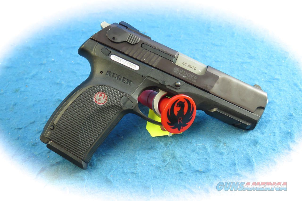 Ruger P345D .45 ACP Pistol **Used**  Guns > Pistols > Ruger Semi-Auto Pistols > P-Series