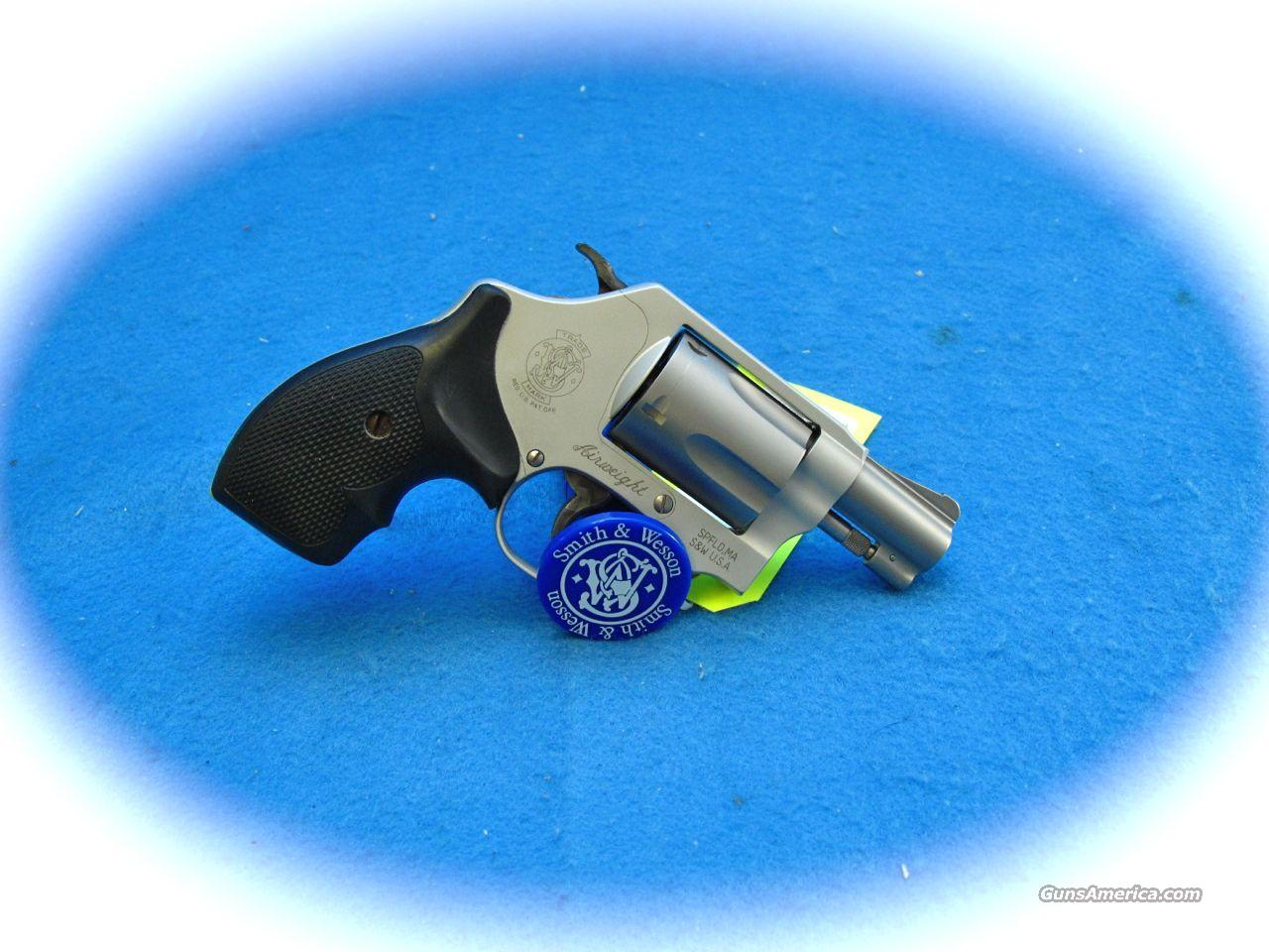 Smith & Wesson Model 637 Airweight Chiefs Special **USED**  Guns > Pistols > Smith & Wesson Revolvers > Pocket Pistols