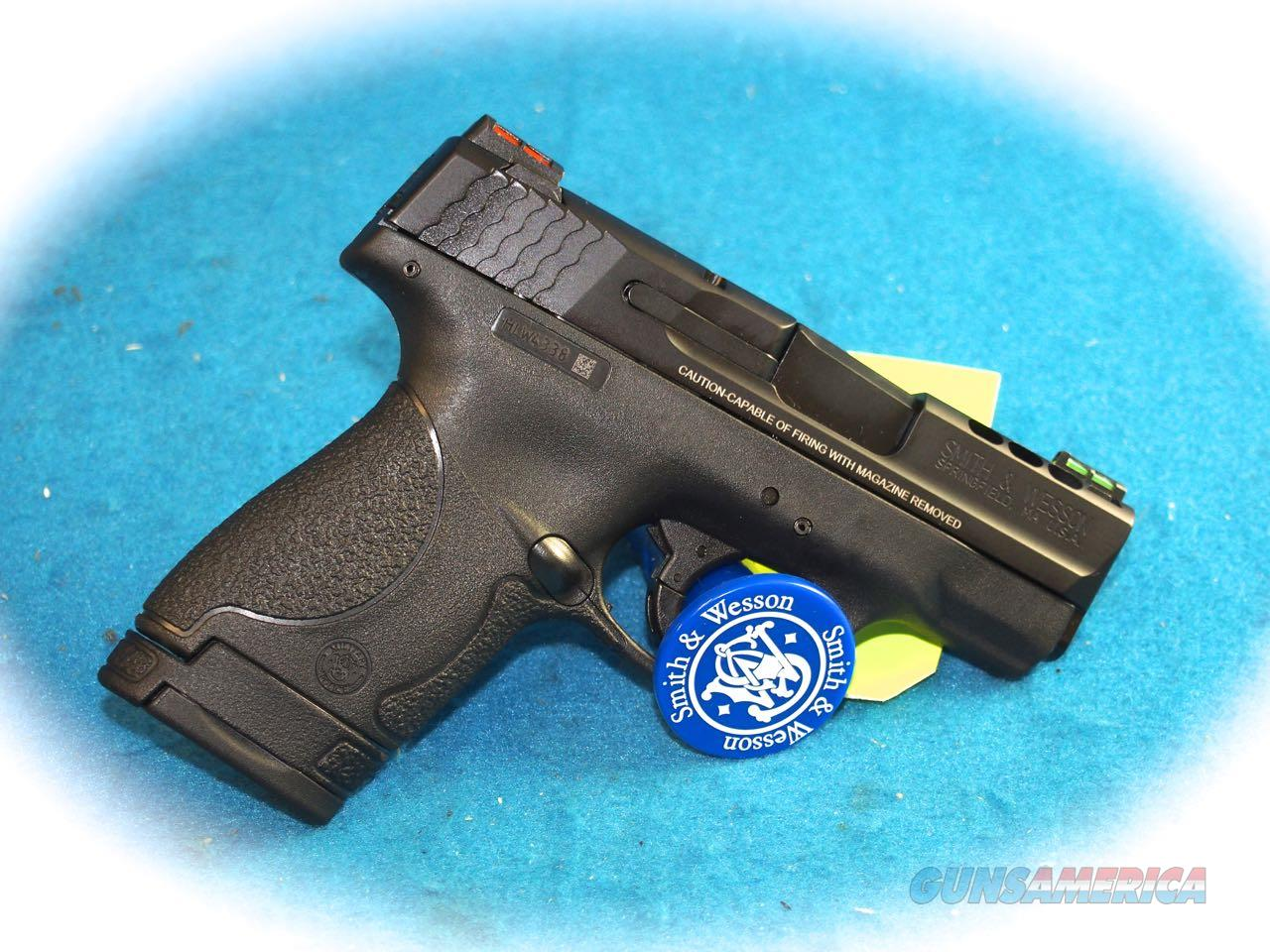 Smith & Wesson M&P Shield 9mm Ported BBL Performance Ctr **New**  Guns > Pistols > Smith & Wesson Pistols - Autos > Shield