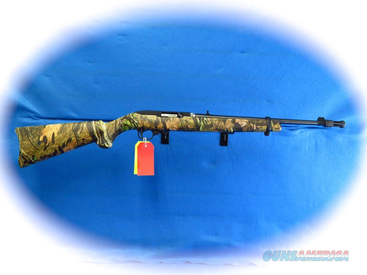 Ruger 10/22 .22 LR TakeDown Mossy Oak Inf Camo W/TB Model 11138 **New**  Guns > Rifles > Ruger Rifles > 10-22