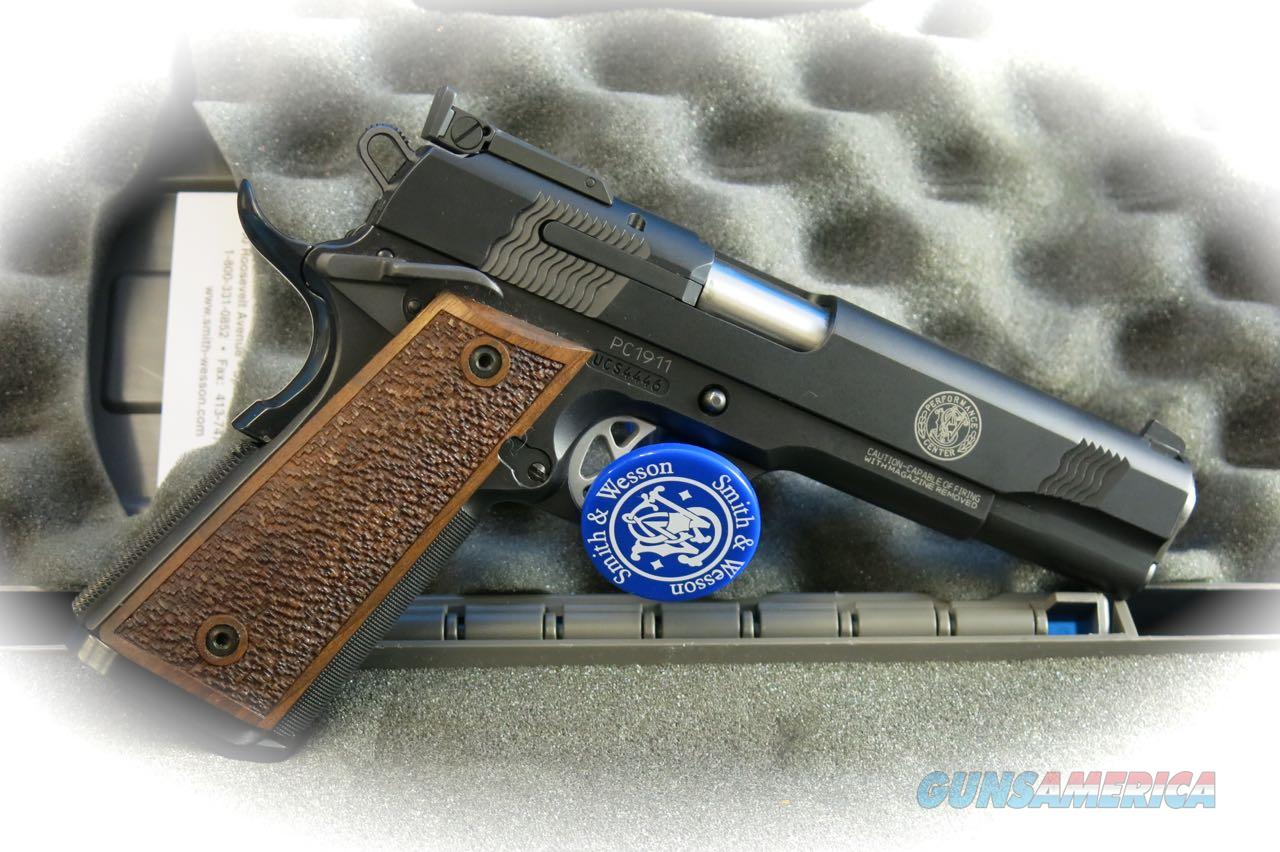 Smith & Wesson SW1911 .45 ACP PC Pistol  w/Rimfire Conversion **Used**  Guns > Pistols > Smith & Wesson Pistols - Autos > Alloy Frame