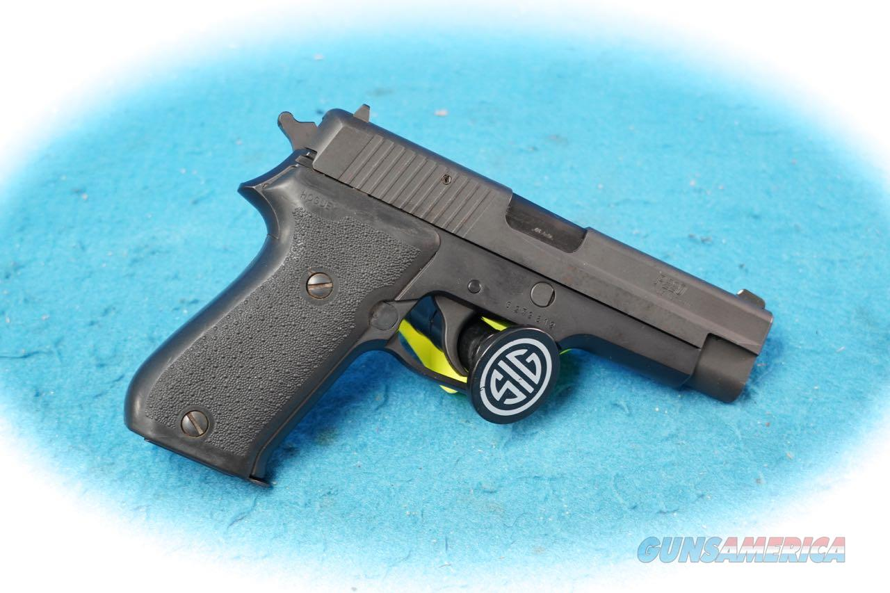 Sig Sauer P220 Nitron .45 ACP Pistol **Used**  Guns > Pistols > Sig - Sauer/Sigarms Pistols > P220