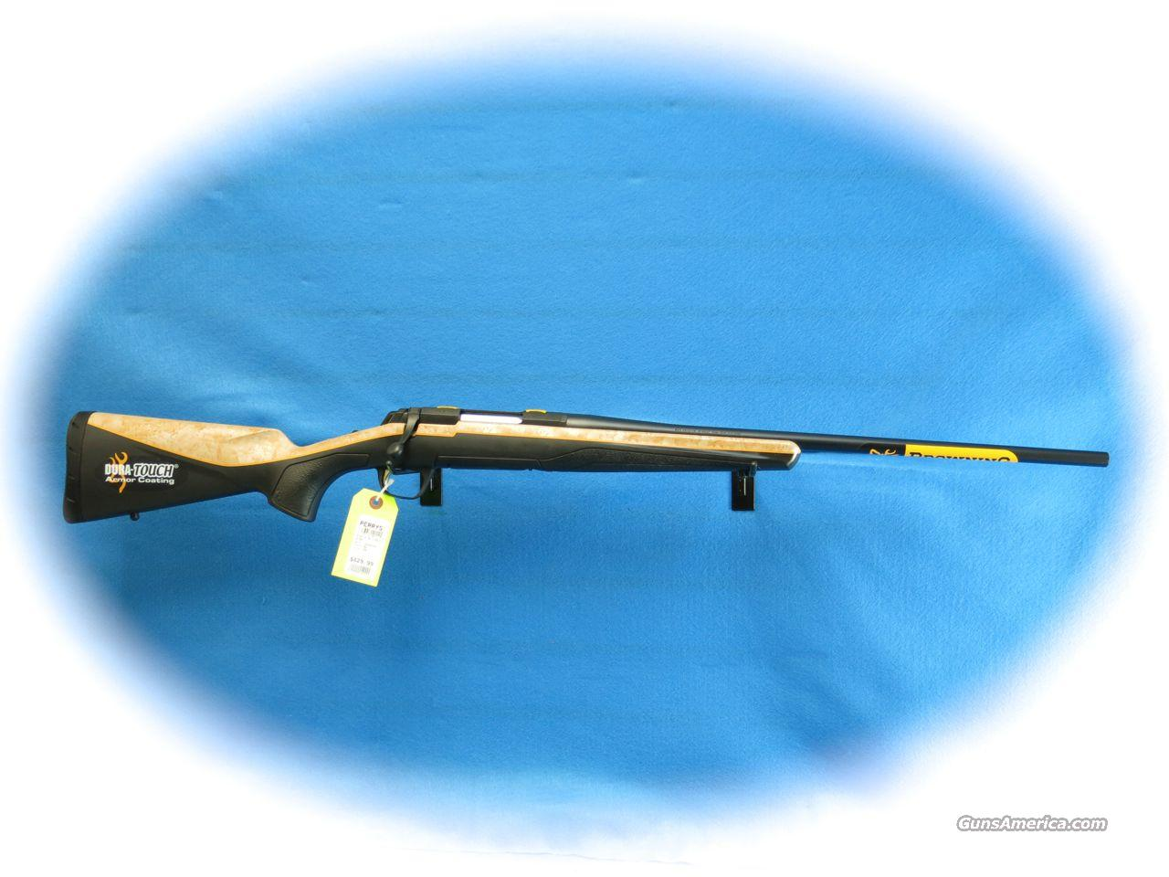 Browning X-Bolt Composite 3D Birds Eye Maple Rifle .308 Win. Cal **New**  Guns > Rifles > Browning Rifles > Bolt Action > Hunting > Blue